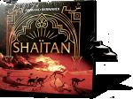 Le roman Shaïtan en audiolivre sur un coffret de 3 CDs